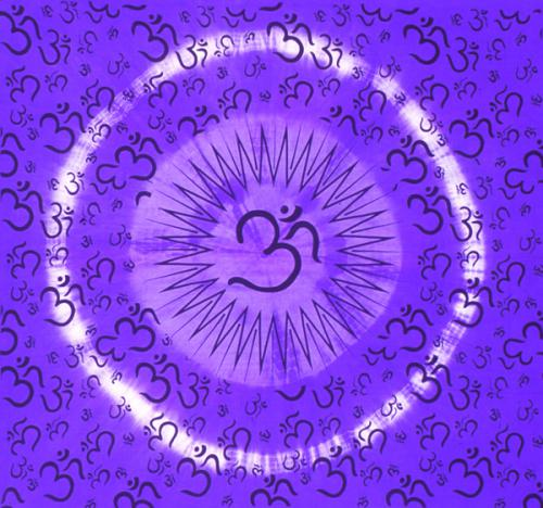 Ind Spread Purple Om