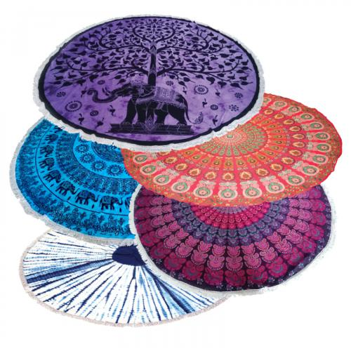 Round Tapestries
