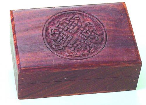 Rectangular Wood Box